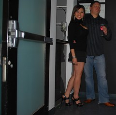 Coat Check (Martini Mike / House of D'Arco) Tags: party people woman usa newmexico sexy girl lady bar club out photo nikon downtown photos lounge albuquerque places photograph drinks alcohol abq booze nightlife nm cocktails tgif alibi dcf dukecityfix darco martinimike wwwmartiniworldcom