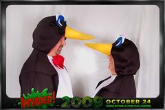 Marty Mankins Reba (avitable) Tags: costumes party halloween alien invasion invaded avitaween avitaween2009