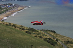 Red Arrow - Airbourne 2010 winning photo (Andrew Campbell Photography) Tags: eastbourne redarrows airbourne andrewcampbell winningphoto eastbourneairbourne redarrowseastbourne