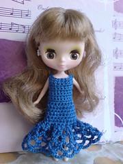 Petite Blythe Dress Waves