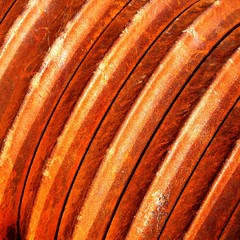 Harrow rust (tina negus) Tags: abstract field rust decay diagonal roller harrow colorphotoaward aunsbylincolnshire