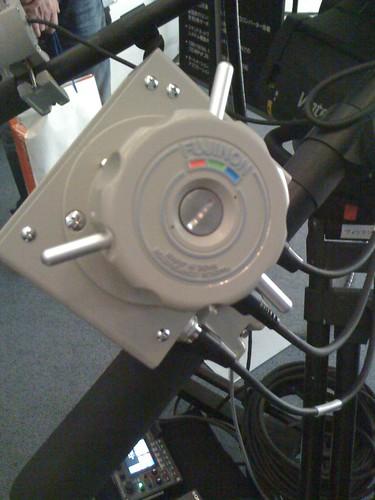 3Dカメラ リグの調整