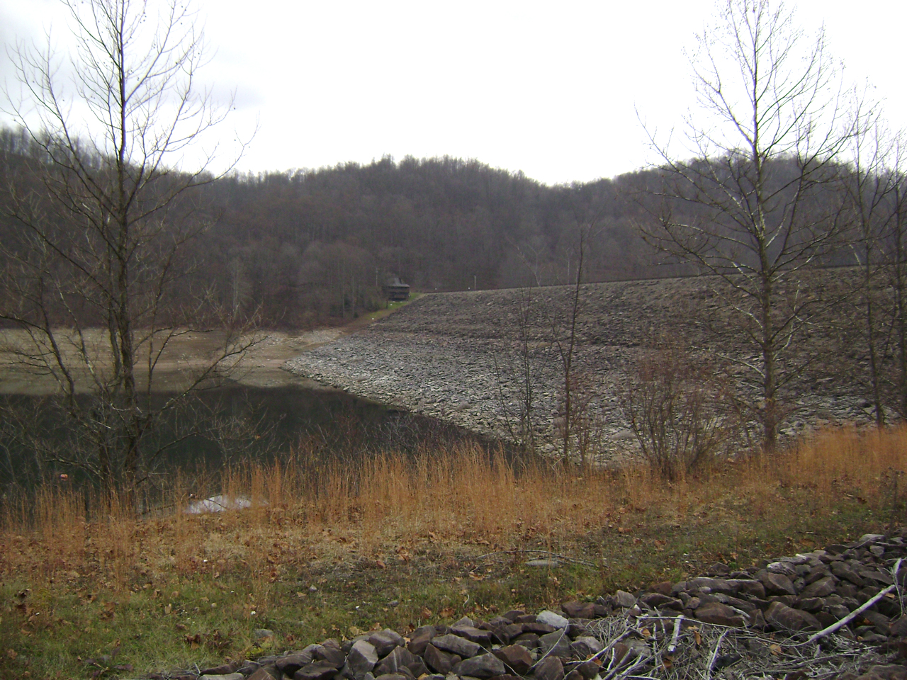 Youghiogheny River Lake Dam
