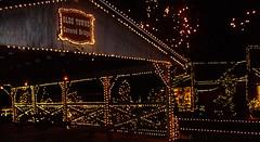 Couuntry Christmas (pjovertherainbow) Tags: christmas lights greatshot caughtmyeye merrychristmasandahappynewyear beautifulcapture itschristmastime flickertoday holidayandspecialevents christmasworldwide ibelieveinholidays fabulousplanet fencedfriday