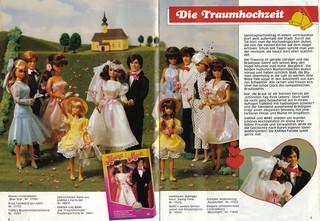 Karina, Marc &  Topsi (1987 catalogue) by Polly Plasty I.
