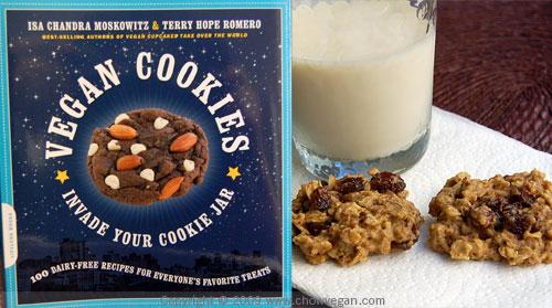 Oatmeal Raisin Cookie From Vegan Cookies Invade Your Cookie Jar