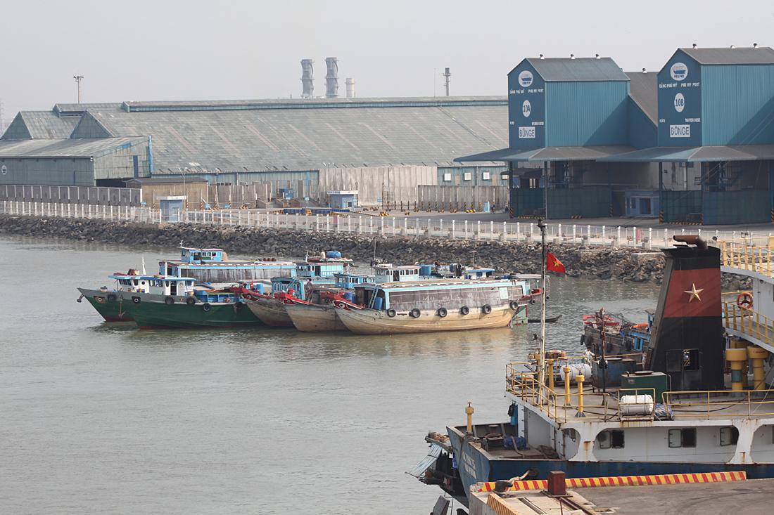 Lovely Myport Gallery Of Phu My Port In Vietnam