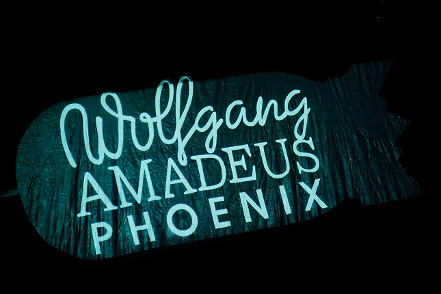 Phoenix @ Sound Academy