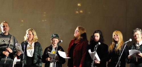 大阪市庁舎 Norwegian chorus