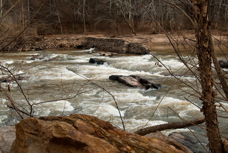 Day 68: The River Flows