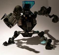 LEGO Avatar AMP Suit (r ) Tags: james lego avatar platform amp suit cameron mobility amplified