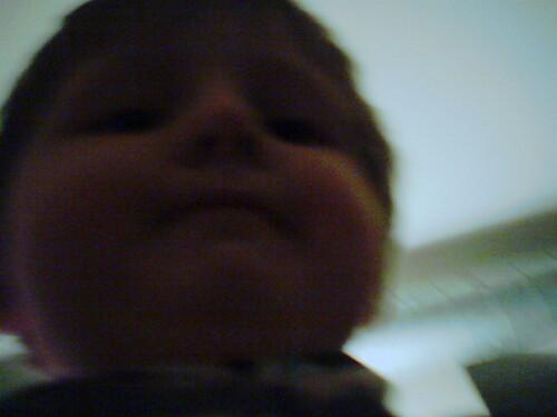 Graeme's Cam:  Self-Portrait