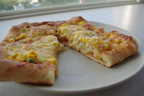 自己做的PIZZA