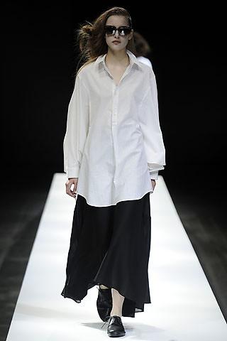 Yohji Yamamoto Spring 2009