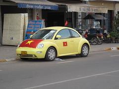 Vietnam Beetle - Vientiane, Laos