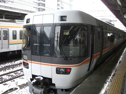 "383系特急しなの/383 Series Limited Express ""Shinano"""
