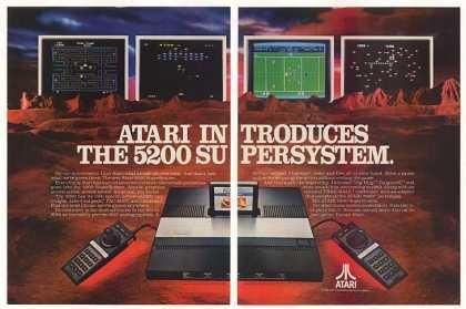 """ATARI 5200: """"El primer tropiezo de Atari"""" 4248176834_b3c3479eab_o"""