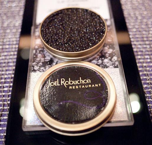 caviar amuse