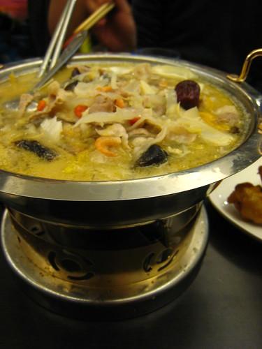 哈爾濱餃王-酸菜白肉鍋
