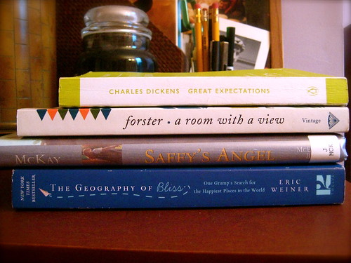 Books Read December 2009