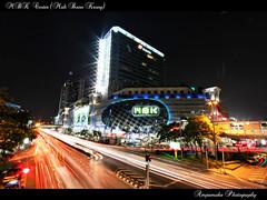 MBK Center (Night) / ห้างมาบุญครอง