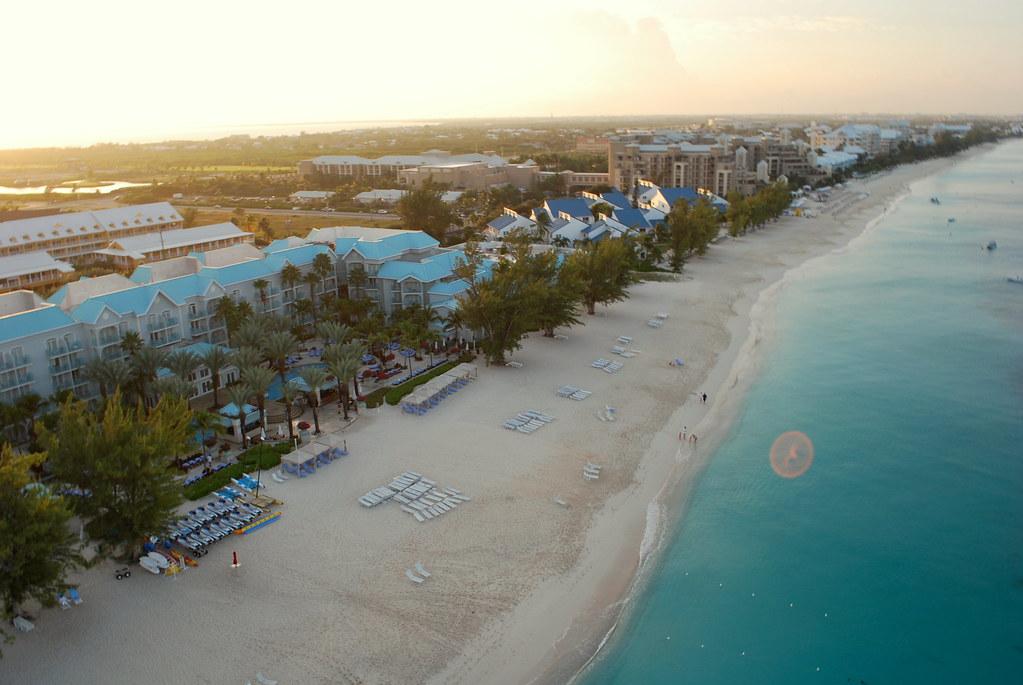 Sunrise on Grand Cayman, KAP style