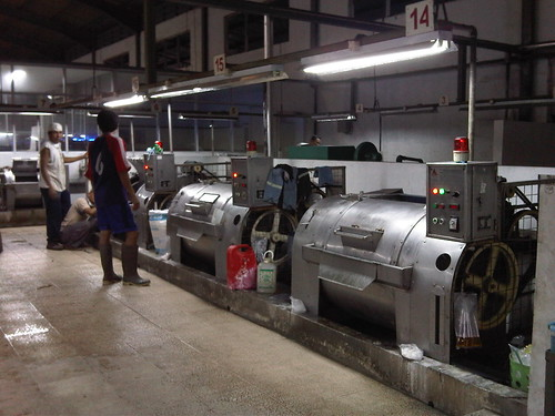 Machines Washing Fabric