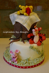 Pooh, Tigger and Piglet! (Dot Klerck....) Tags: flowers wedding roses southafrica cupcakes picnic c capetown dot pooh winniethepooh tigger piglet