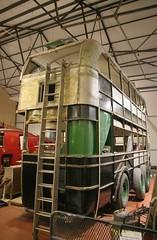 IPSWICH 105 (PV8270) IPSWICH 240308 (David Beardmore) Tags: preserved ipswich trolleybus parkroyal karrier pv8270