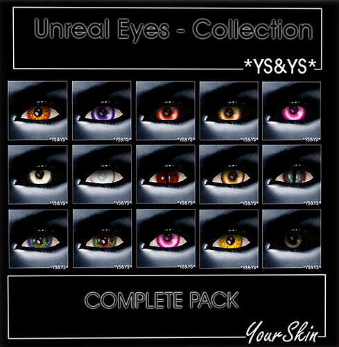 YS&YS News -Unreal Eyes