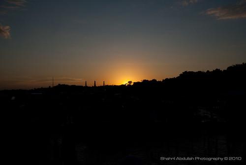 Sg Tamoi Sunset