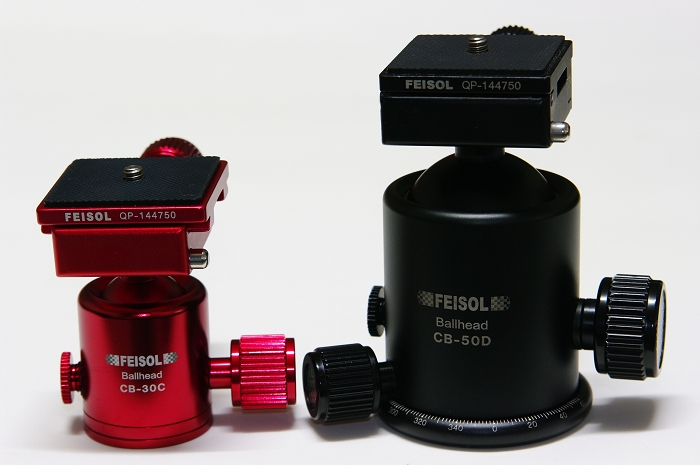 Feisol 紅色CT-3341S碳纖三腳架開箱文