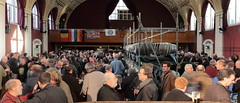 Main Hall at the Battersea BeerFestival 2010.