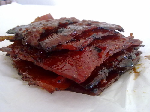 Sliced Pork Bak Kwa