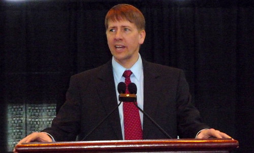 Attorney General Richard Cordray Announc by ProgressOhio, on Flickr