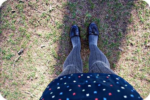 February feet
