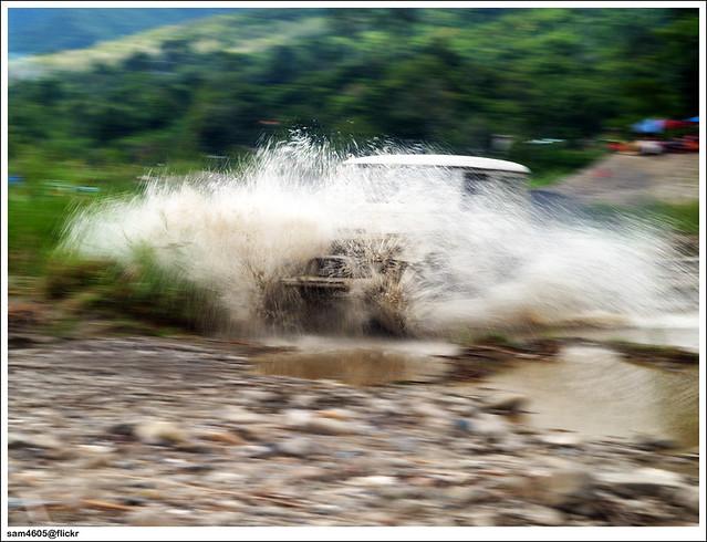 Cabaran 4x4 Matupang - Toyota Landcruiser BJ40