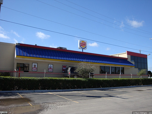 Barbed Wire Burger King 1