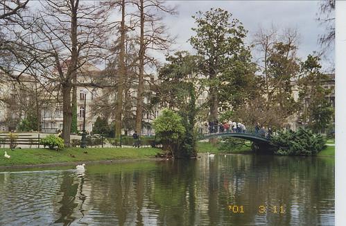 2001-03-11 Bordeeaux France (public gardens)