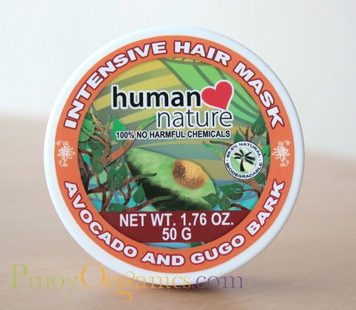 Human Nature-Intersive Hair Mask