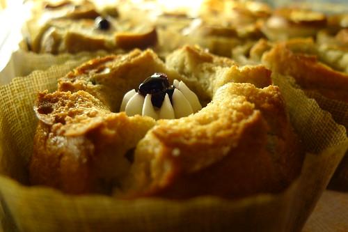 Blueberry Kruffins