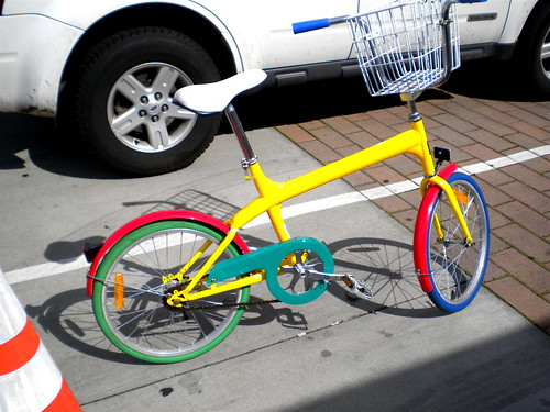 March 5: Google Bike