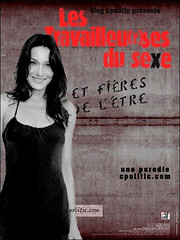 "Carla Bruni dans ""Travailleuses du Sexe"""