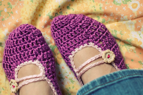 flower garden slippers [5]
