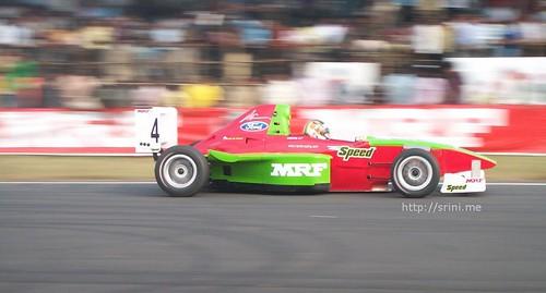 mrf race 336
