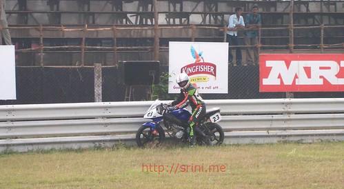 mrf race 215