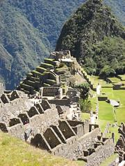 Zona Urbana, Machu Picchu, Peru.