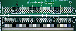 SchmartBoard - 202-0038-01 - 1.25mm Pitch SMT Connector Board
