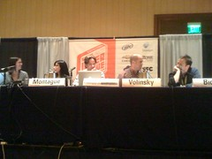Getting ready for #challengeprizes talk with Tiffany representing @glxp #xprize #sxsw