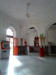 La estación de Dos Hermanas durante el día (by jmerelo)